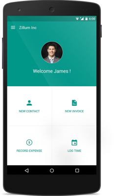 Soluzioni-Cloud-Cloudnova-Zoho-Invoice-Mobile-Android-235x400