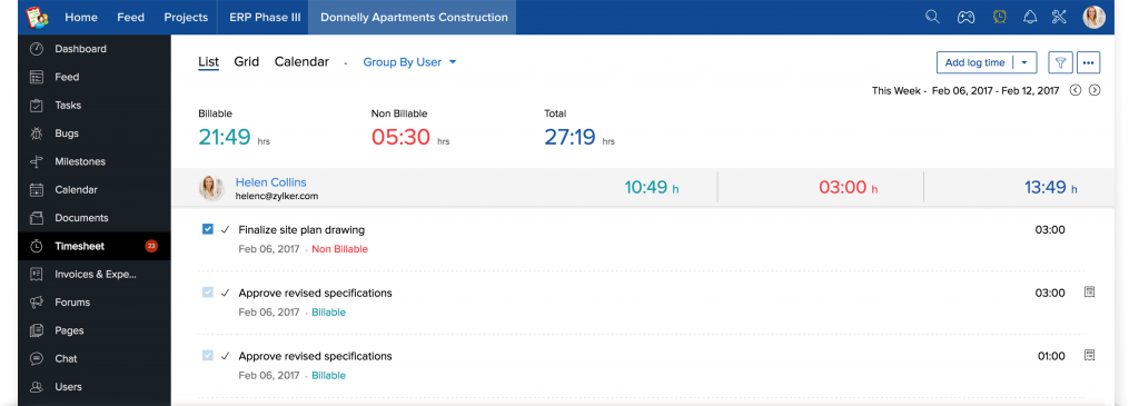 zoho-project-track-your-time