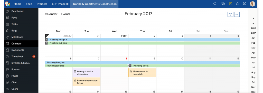 zoho-project-your-calendar